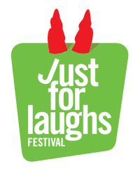 Just for laughs Festival logo